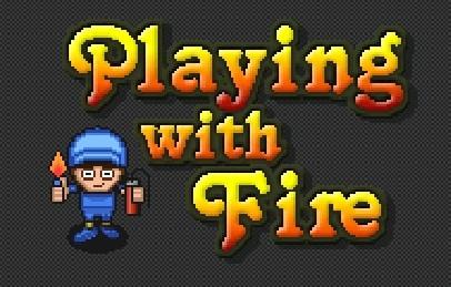 משחקים באש